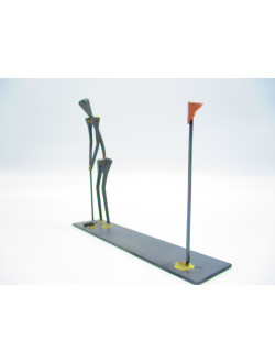 Golf fanion